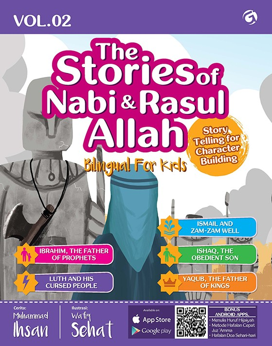 Click image for larger version  Name:	Cover Depan Kisah Nabi Bilingual Seri 2.jpg Views:	1 Size:	131.4 KB ID:	121