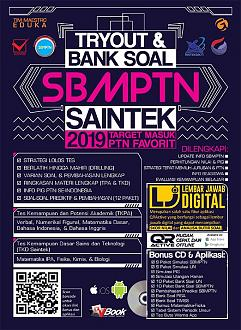 Click image for larger version  Name:	Cover Depan Tryout & Bank Soal SBMPTN Saintek 2019 OK.jpg Views:	1 Size:	154.5 KB ID:	142